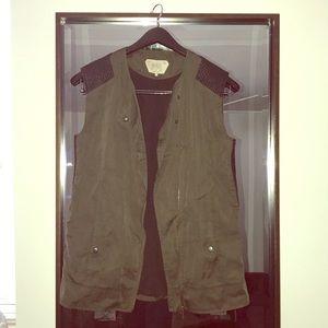 Zara Cargo Vest
